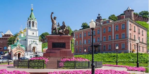Круизы из Нижнего Новгорода