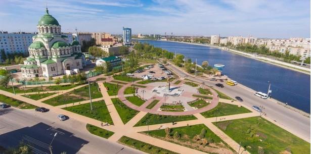 Круизы из Астрахани
